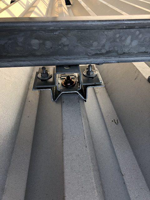 カーポートに長州産業の太陽光モジュールを設置しました!