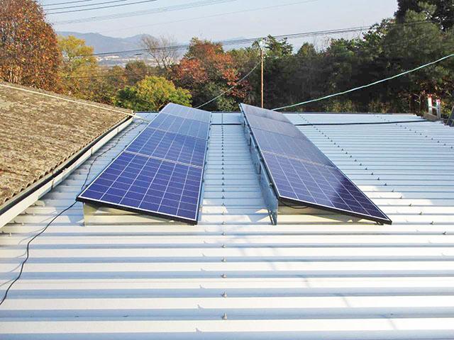 田川郡 太陽光発電 下山邸