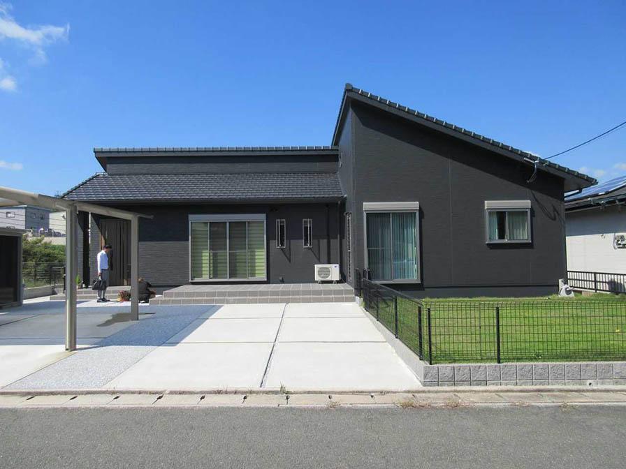 田川郡 太陽光 池本邸