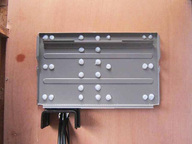 久留米市 中島邸 オムロン蓄電池6.5 パワコン設置中