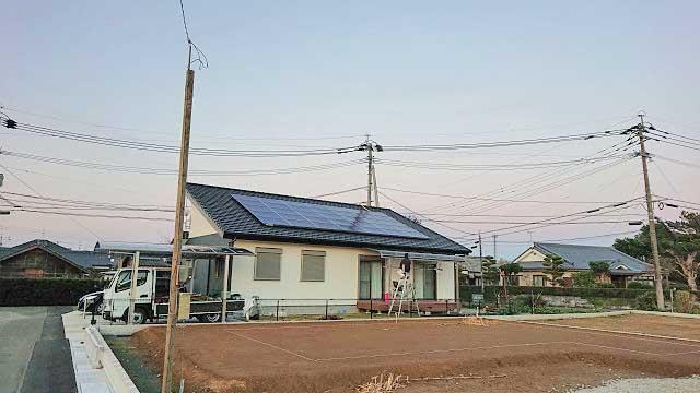 宮崎市 太陽光 S邸