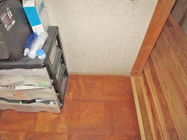 飯塚市 村瀬様邸 オムロン蓄電池ユニット設置前