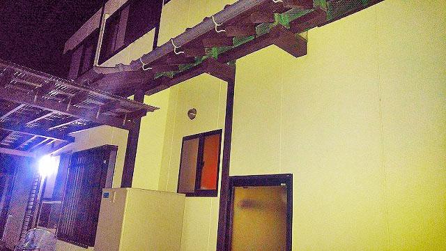 杵島郡 古賀様邸 オムロンフレキシブル パワコン 設置予定場所