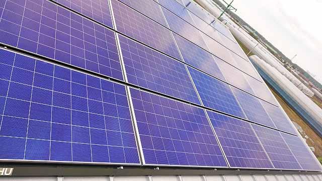 宮崎市 岡田様邸 太陽電池モジュール設置済み