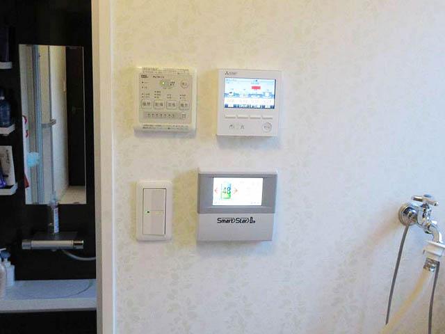 北九州市の原様邸にてスマートスターLのエネルギーモニター設置