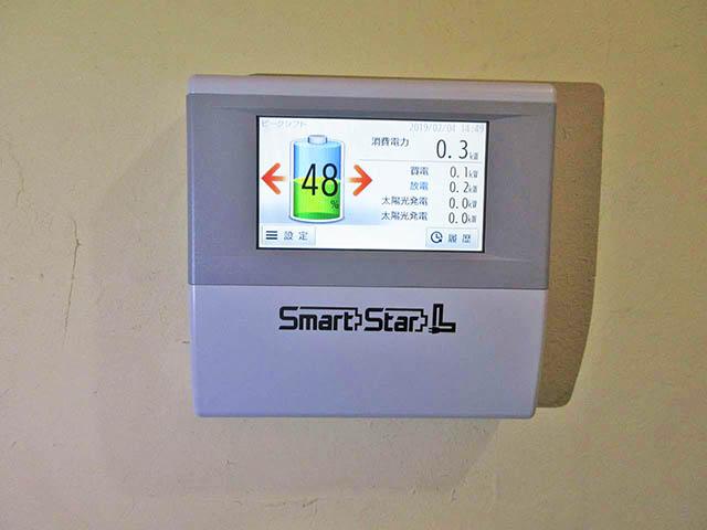 杵島郡の岩永様邸にてスマートスターLのエネルギーモニター設置しました