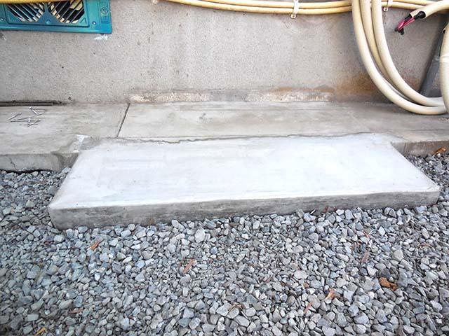 朝倉市のY様邸にてスマートスターL蓄電池の基礎