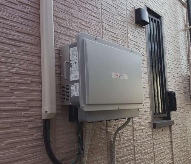福岡県田川市のY様邸にて、蓄電池システムを設置しました!
