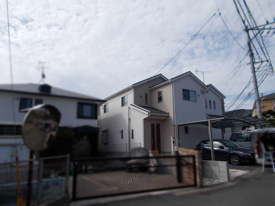 福岡県北九州市Y様邸にて、太陽光発電システムを設置しました!