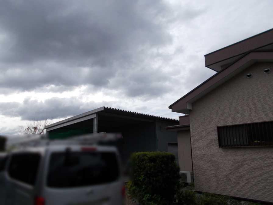 福岡県朝倉市のW様邸にて、太陽光発電システムを設置しました!