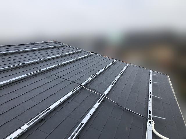 宮崎県宮崎市のY様邸にて、太陽光発電システムを設置致しました!