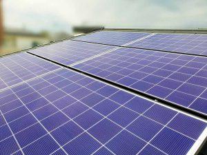 福岡市東区のI様邸にて長州産業Gシリーズの太陽光発電システム工事しました。