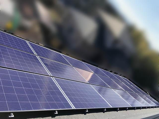 宮崎市のS様邸の太陽光パネル設置