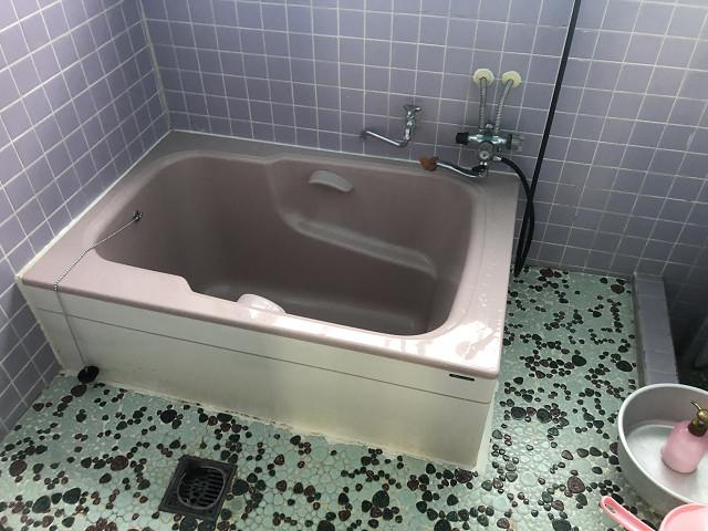 宮崎市のH様邸で給湯器の取替え工事しました