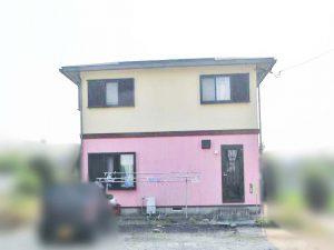 福岡県朝倉郡の渡辺様邸にて長州産業のフレキシブル蓄電システムの設置工事をしました。