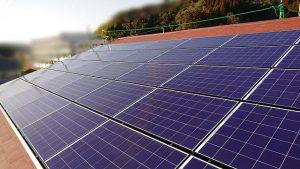 宮崎市のY様邸で太陽光発電の工事しました