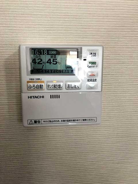 宮崎市のM様邸にてエコキュートの設置工事をしました