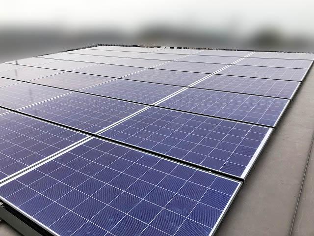 宮崎市のK様邸に太陽光発電つけました!