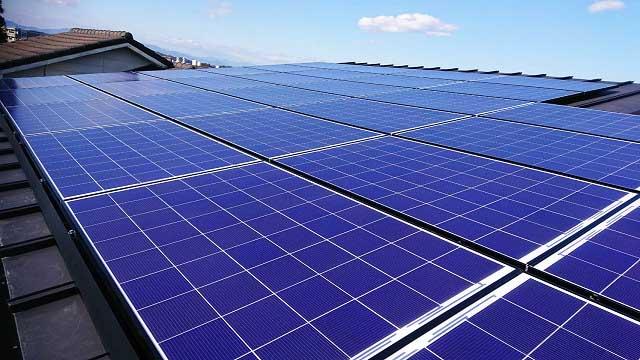 宮崎市のS様邸で長州産業の太陽光発電システム設置しました