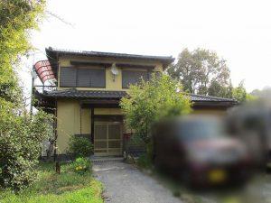 飯塚市のI様邸で長州産業の蓄電池工事しました