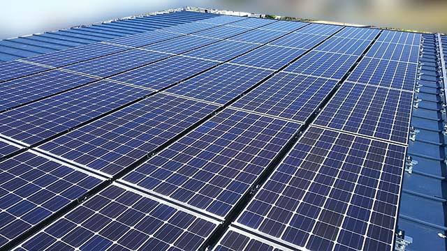 瑞穂市のF様邸にてパナソニックの太陽光発電システム工事しました。