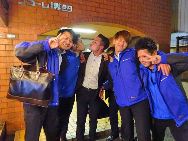 新日本エネックス2019年忘年会!