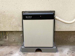 豊後大野市の羽田野様邸にて長州産業のフレキシブル蓄電システムの設置工事をしました。9.8kWhです。