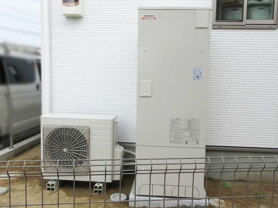 福岡県宗像市のA様邸にてオール電化工事をさせていただきました。