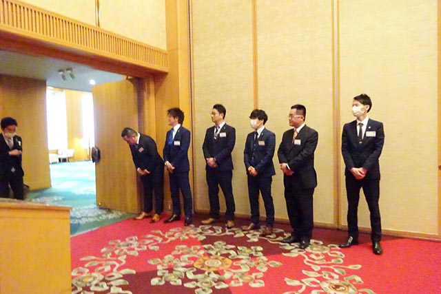 新日本エネックス設立5周年