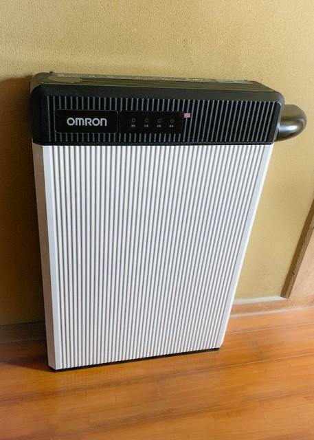 熊本県天草市のT様邸にて、蓄電システムを設置しました≪蓄電システム本体≫