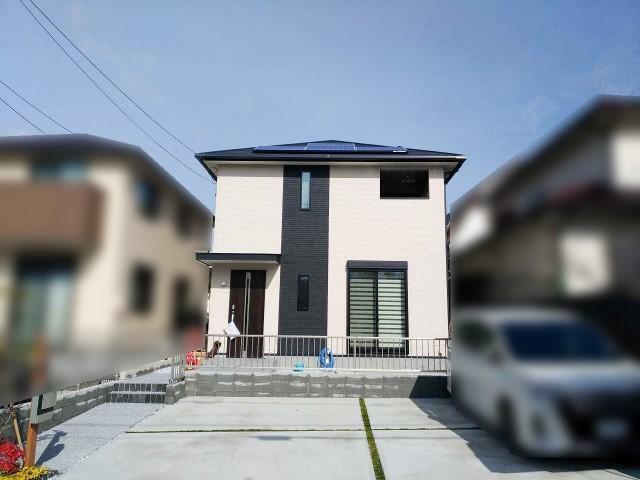 山口県下関市のY様邸にて、太陽光発電システムを設置しました≪お家≫
