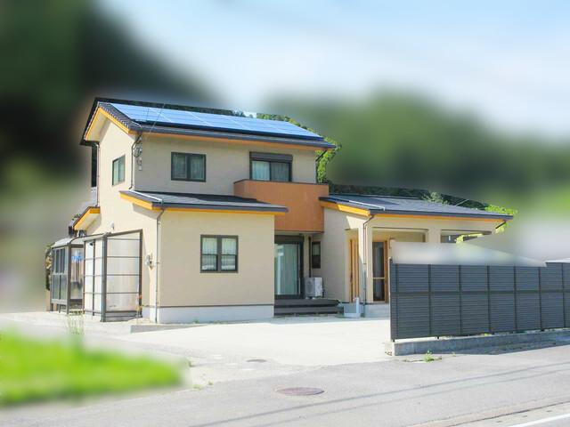 佐賀県佐賀市O様邸にて、太陽光発電システムを設置させて頂きました!