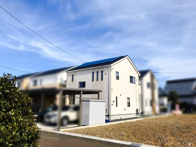 福井県越前市のW様邸にて、太陽光発電を設置しました≪お家≫