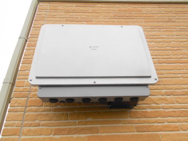 福岡県田川市のI様邸にて、蓄電システムの設置をしました≪パワコン≫