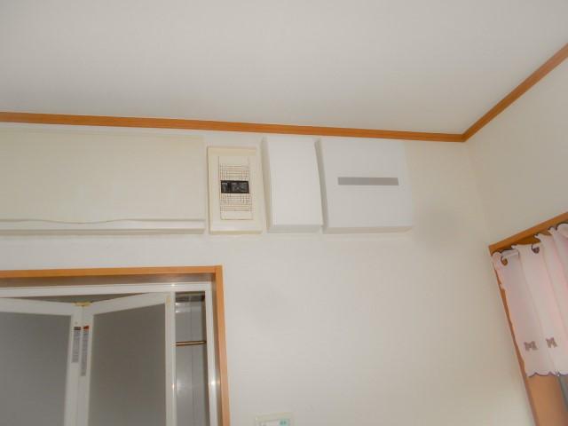 福岡県田川市のI様邸にて、蓄電システムの設置をしました≪特定負荷用分電盤≫