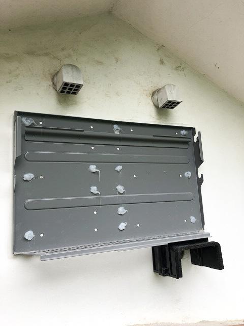 宮崎県宮崎市のI様邸にて、蓄電システムを設置しました≪パワーコンディショナ≫