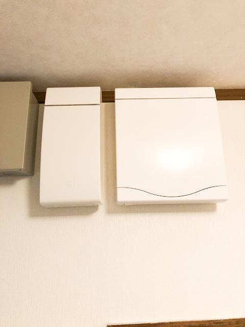 宮崎県宮崎市のI様邸にて、蓄電システムを設置しました≪特定負荷用分電盤≫