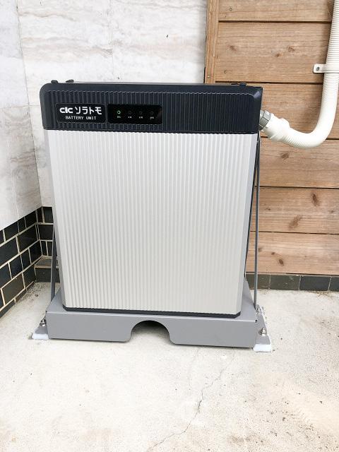 宮崎県宮崎市のI様邸にて、蓄電システムを設置しました≪蓄電池システム≫