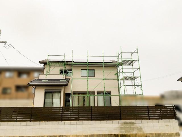 宮崎県宮崎市のH様邸にて、太陽光発電システムを設置しました≪お家≫