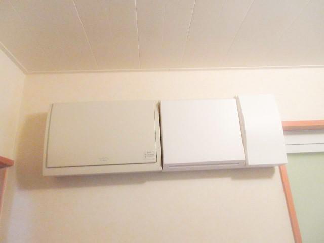 山口県下関市のI様邸にて、蓄電システムを設置しました≪特定負荷用分電盤≫