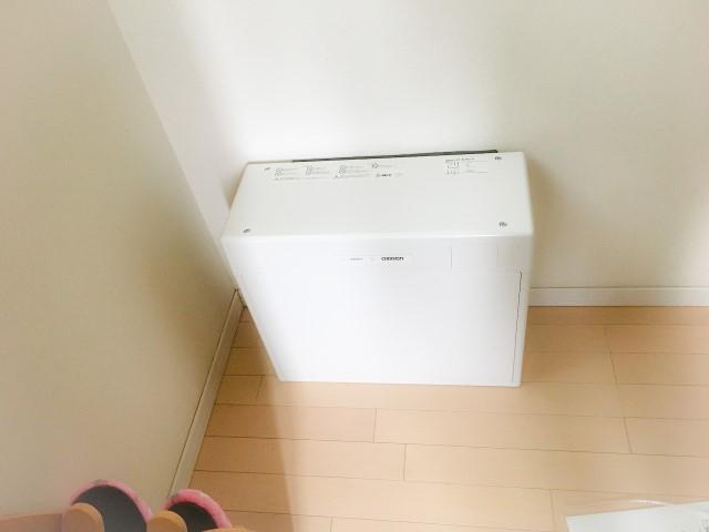 山口県下関市のO様邸にて、蓄電システムの設置をしました≪本体≫