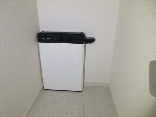 福岡県遠賀郡S様邸にて、蓄電池システムを設置しました!《設置後》
