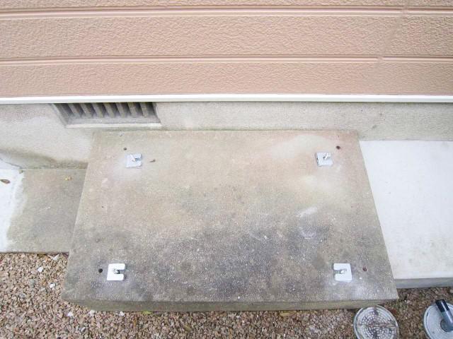 福岡県糸島市のS様邸にて、蓄電システムを設置しました≪施工中≫