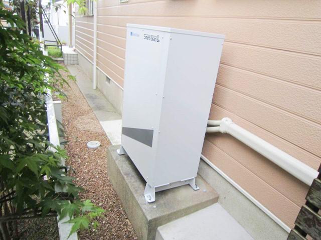 福岡県糸島市のS様邸にて、蓄電システムを設置しました≪本体≫
