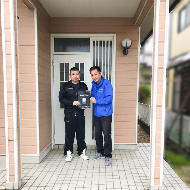 福岡県糸島市のS様邸にて、蓄電システムを設置しました≪お客様≫