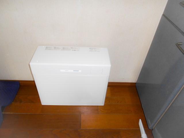 佐賀県佐賀市のM様邸にて、蓄電システムの設置をしました≪本体≫