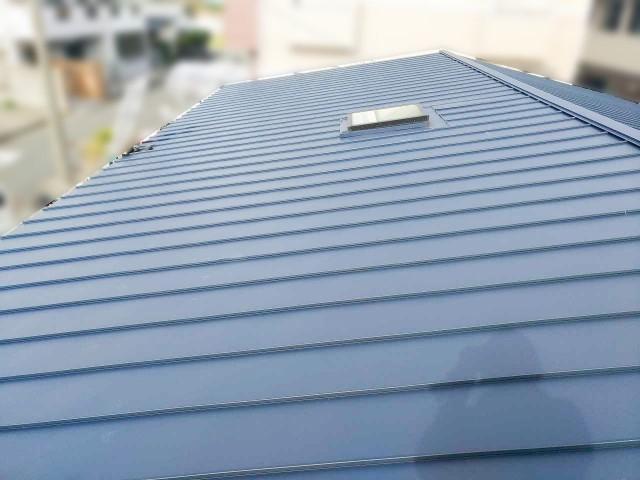 福岡県福岡市のA様邸にて太陽光発電システムを設置しました≪施工前≫