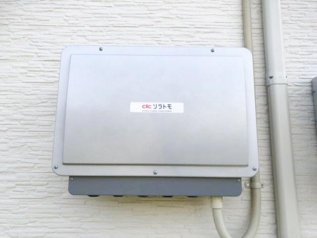 山口県下関市のM様邸にて、蓄電システムを設置しました≪パワコン≫