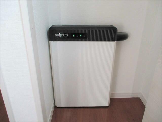 福岡県古賀市A様邸にて、蓄電池システムを設置しました!《設置後》