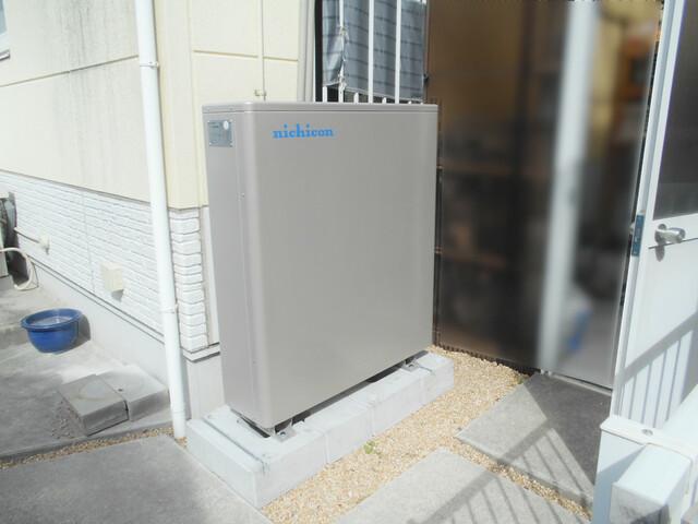 山口県山陽小野田市E様邸にて、蓄電池システムを設置しました!《施工後》